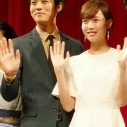 【松坂桃李、戸田恵梨香が電撃婚!】