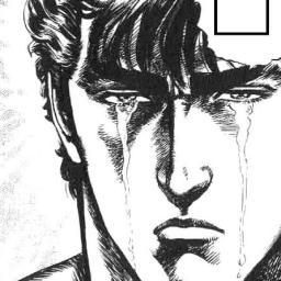 【男は泣くな】