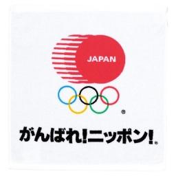 【五輪開催は日本人の総意】